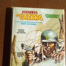 Cómics: ACCIONES DE GUERRA N 1. Lote 73826715