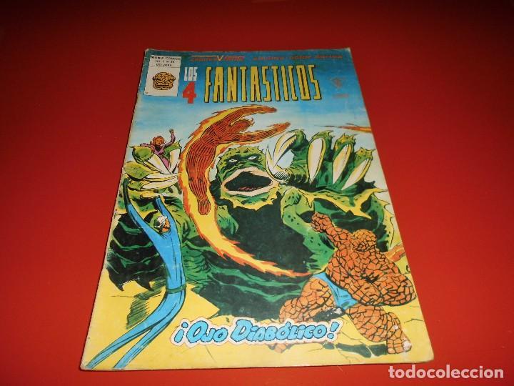 LOS 4 FANTASTICOS VOL. 3 Nº 30 MUNDI COMICS - VERTICE (Tebeos y Comics - Vértice - 4 Fantásticos)