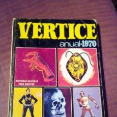 Cómics: VERTICE ANUAL 1970 COMPLETO. Lote 73954235