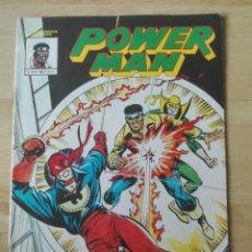 Cómics: POWER MAN. MUNDICOMICS Nº 2 AÑO 81' MUY BUEN ESTADO. Lote 74300929