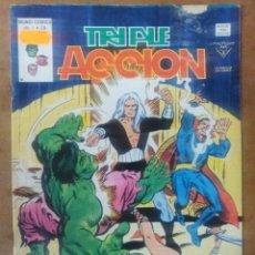 Cómics: TRIPLE ACCION VOL. 1 Nº 20 - VERTICE . Lote 74311067