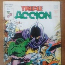 Cómics: TRIPLE ACCION VOL. 1 Nº 23 - VERTICE . Lote 74311183
