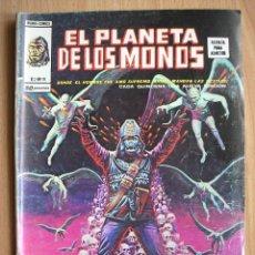 Cómics: EL PLANETA DE LOS MONOS MUNDICOMICS VOL 2 VERTICE Nº 19 - POSIBILIDAD DE ENTREGA EN MANO EN MADRID. Lote 74316823