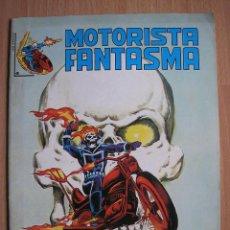 Cómics: MOTORISTA FANTASMA MUNDICOMICS SURCO Nº 4 LINEA 83 - POSIBILIDAD DE ENTREGA EN MANO EN MADRID. Lote 74317079