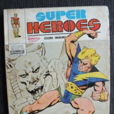 Cómics: SUPER HEROES VOLUMEN 1 Nº 1 EDITORIAL VERTICE. Lote 221940362