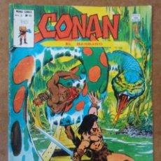 Cómics: CONAN EL BARBARO VOL. 2 Nº 33 - VERTICE . Lote 74460791