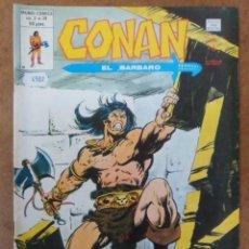 Cómics: CONAN EL BARBARO VOL. 2 Nº 39 - VERTICE - COMO NUEVO. Lote 74461491