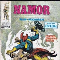 Cómics: NAMOR VOL.1 Nº2. MUERTE AL VENCIDO. . Lote 74847191