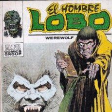 Cómics: EL HOMBRE LOBO VOL.1, Nº3. CAZA GROSA.. Lote 74848735