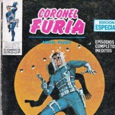 Cómics: CORONEL FURIA VOL.1, Nº 11. ATAQUE CONTRA ESCUDO. Lote 74849763