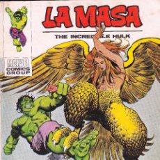 Cómics: LA MASA VOL1, Nº33. LA ARPIA.. Lote 74850915