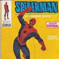 Cómics: SPIDERMAN VOL 1, Nº1. SE PRESENTA SPIDERMAN. 1973.. Lote 74852571