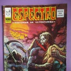 Cómics: ESPECTROS (ESPECTRO) 37 VERTICE ¡¡¡¡BUEN ESTADO Y DIFICIL!!!!!. Lote 74872335