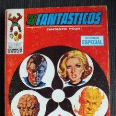 Cómics: LOS 4 FANTASTICOS Nº 4 VOLUMEN 1 EDITORIAL VERTICE. Lote 75095147