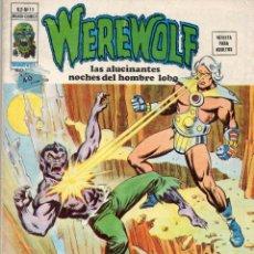 Cómics: COMIC VERTICE 1976 WEREWOLF VOL2 Nº 19 (LEER). Lote 75227115