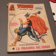 Cómics: THOR NÚMERO 14 - LA PICADURA DEL COBRA. Lote 75240727