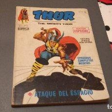 Cómics: THOR NÚMERO 3- ATAQUE DEL ESPACIO. Lote 75241759