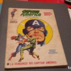 Cómics: CAPITAN AMERICA NÚMERO 23- LA VENGANZA DEL CAPITÁN AMERICA. Lote 75242563