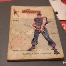 Cómics: DAN DEXENSOR NUMERO 44- LA MARCA DEL OJO DE HALCÓN . Lote 75242947