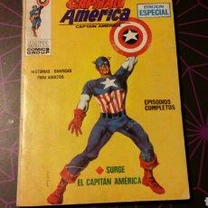 Cómics: CAPITÁN AMÉRICA. EDICIONES VERTICE. N°1. SURGE EL CAPITÁN AMERICA. Lote 75313734