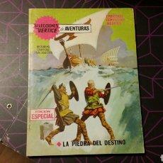 Cómics: SELECCIONES VÉRTICE DE AVENTURAS. N°16. LA PIEDRA DEL DESTINO. Lote 75375605