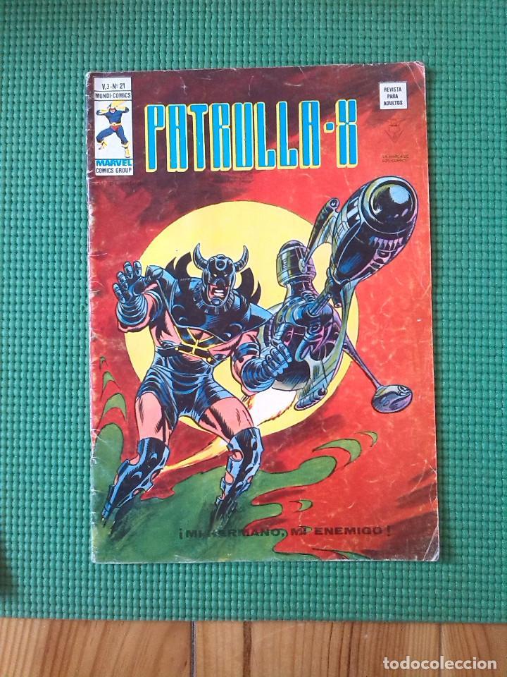 Cómics: Lote de 3 números de La Patrulla X Volúmen 3 - números 9, 21 y 22 - - Foto 4 - 75971775