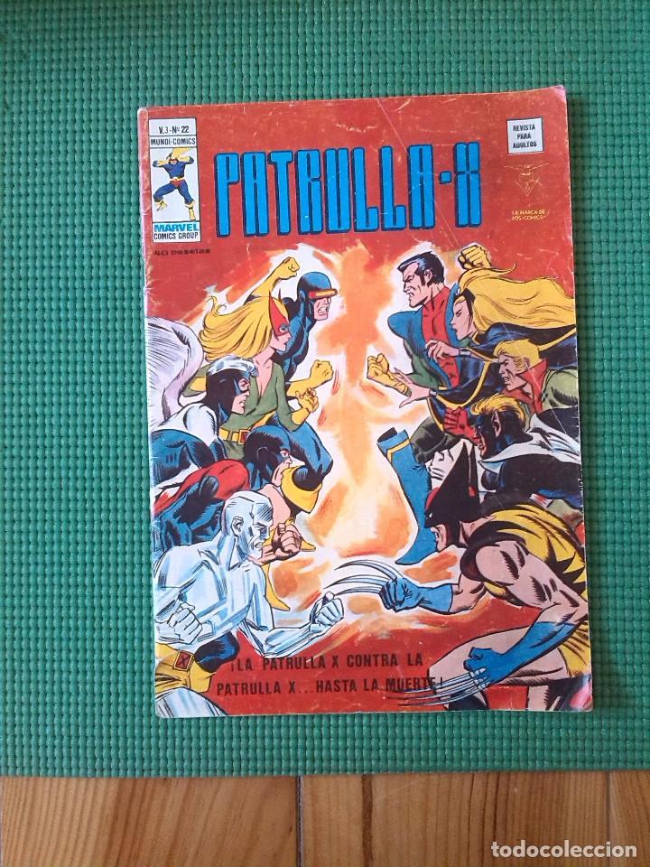 Cómics: Lote de 3 números de La Patrulla X Volúmen 3 - números 9, 21 y 22 - - Foto 6 - 75971775