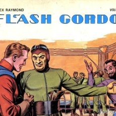 Cómics: FLASH GORDON. . VOLUMEN VIII. ALEX RAYMOND. EDICIONES B.O. (RF.MA). Lote 76016907