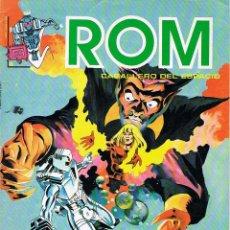 Cómics: ROM CABALLERO DEL ESPACIO NUMERO 6. Lote 76149015