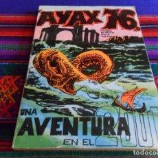 Cómics: AYAX 76 NºS 1 Y 2. EDICIONES BOIXHER 1968. 25 PTS. FORMATO VÉRTICE.. Lote 12130869