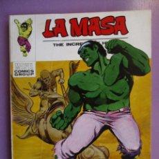 Cómics: LA MASA Nº 27 VERTICE VOLUMEN 1 ¡¡¡ BUEN ESTADO!!!!. Lote 76635231