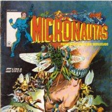 Cómics: COMIC MICRONAUTAS, Nº 6 - LINEA SURCO. Lote 221316442