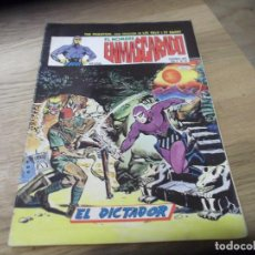 Cómics: EL HOMBRE ENMASCARADO. EL DICTADOR. VÉRTICE COMICS ART. VOL 2, Nº 38. 1981. Lote 76830147