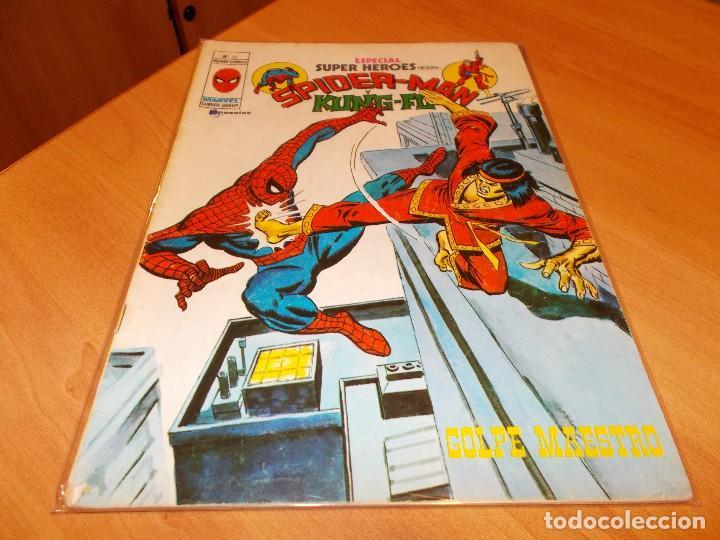 ESPECIAL SUPER HEROES Nº 13 (Tebeos y Comics - Vértice - Super Héroes)
