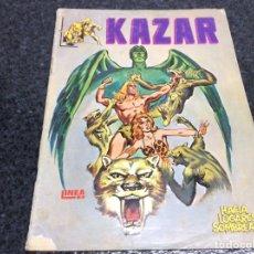 Fumetti: KAZAR Nº 4 - EDITA : EDICIONES SURCO. Lote 77381153