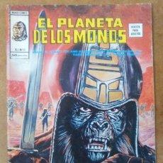 Cómics: RELATOS SALVAJES EL PLANETA DE LOS MONOS VOL. 2 Nº 17 - VERTICE - BUEN ESTADO. Lote 211453564