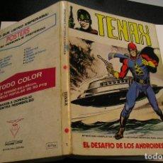 Cómics: TENAX Nº 1 TACO - 30 PTAS / VOL 1 VERTICE 1972 - BUEN ESTADO APORTO MUCHAS FOTOS. Lote 77650277