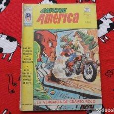 Cómics: CAPITÁN AMÉRICA VOLUMEN 3 Nº 15. LA VENGANZA DE CRÁNEO ROJO. VERTICE.. Lote 77697617