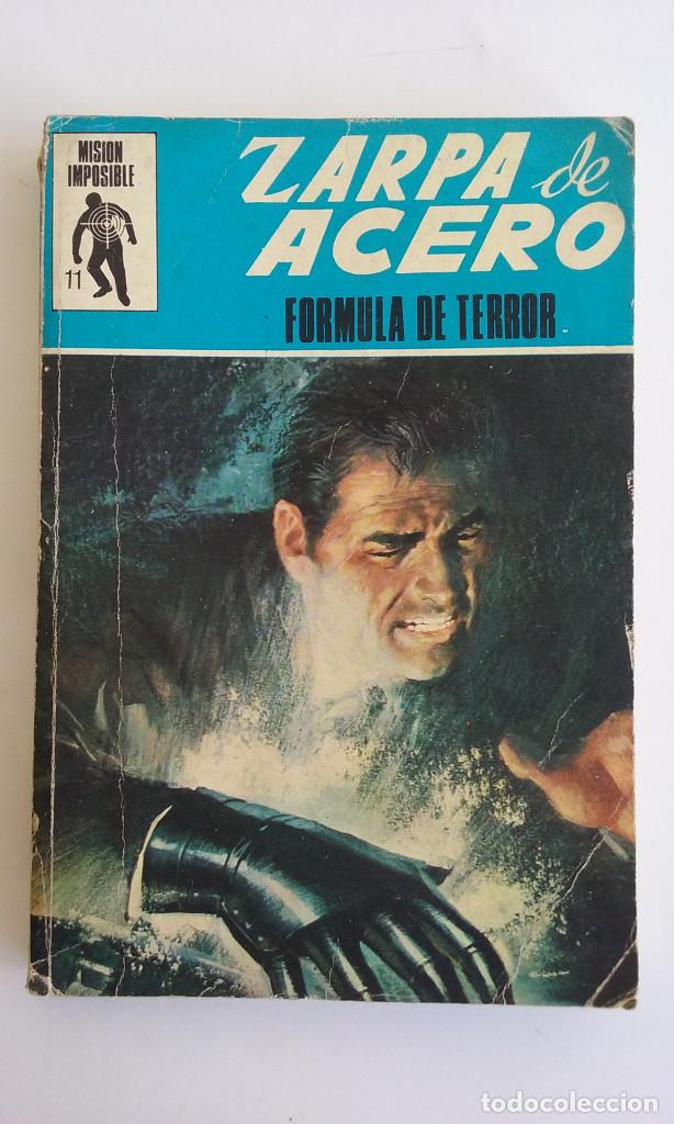 ZARPA DE ACERO Nº11 EURODIT. (Tebeos y Comics - Vértice - Otros)