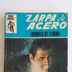 Cómics: ZARPA DE ACERO Nº11 EURODIT.. Lote 77732373