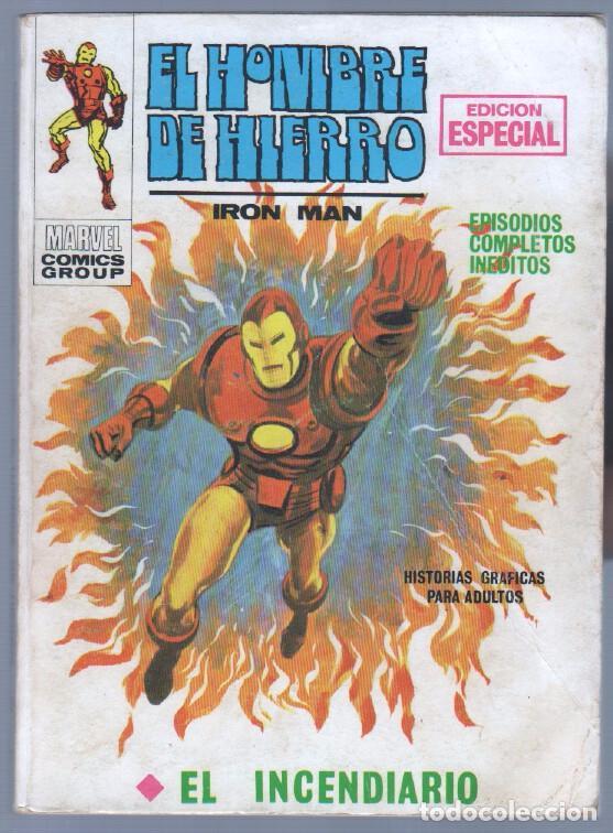 EL HOMBRE DE HIERRO 11 (Tebeos y Comics - Vértice - Hombre de Hierro)