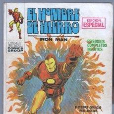 Cómics: EL HOMBRE DE HIERRO 11. Lote 78074081