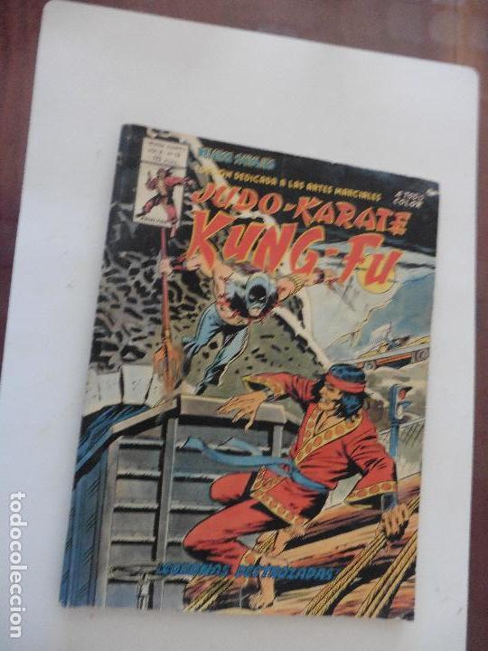JUDO KARATE KUNG FU VOL2 Nº 13 VERTICE ORIGINAL (Tebeos y Comics - Vértice - Otros)