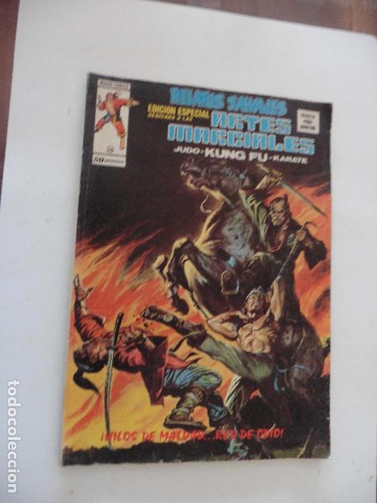 RELATOS SALVAJES ARTES MARCIALES Nº 26 VERTICE ORIGINAL (Tebeos y Comics - Vértice - Otros)