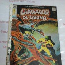 Cómics: GLADIADOR DE BRONCE - V1 N°6 - MUNDI-COMIC . Lote 78244926