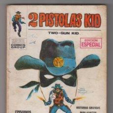 Cómics: VERTICE VOL.1 2 PISTOLAS KID Nº 1 TACO. Lote 78247501