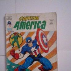 Cómics: CAPITAN AMERICA - VOLUMEN 3 - VERTICE - COMPLETA - 46 NUMEROS - BUEN ESTADO - CJ 93 - GORBAUD. Lote 78410625