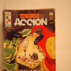 Cómics: TRIPLE ACCION - VERTICE - VOL 1 - COMPLETA - BUEN ESTADO - CJ 31 - 23 NUMEROS - GORBAUD. Lote 78411813