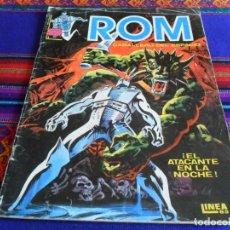 Cómics: VÉRTICE SURCO ROM Nº 1. 1983. 125 PTS. EL ATACANTE EN LA NOCHE. . Lote 78567685