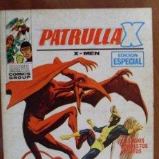 Cómics: PATRULLA X / LOS MONSTRUOS TAMBIEN LLORAN / Nº 28 / 1975. Lote 78585817